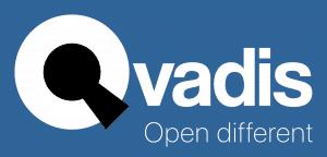 Logo Qvadis azul