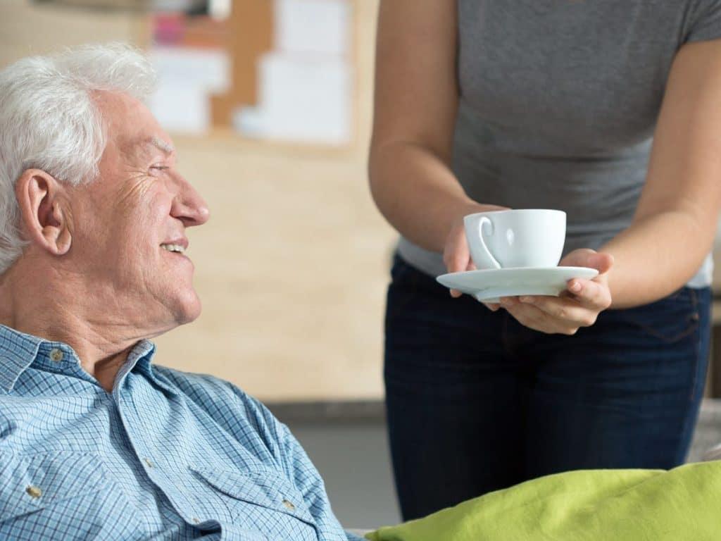 Aparatos de ayuda para personas mayores