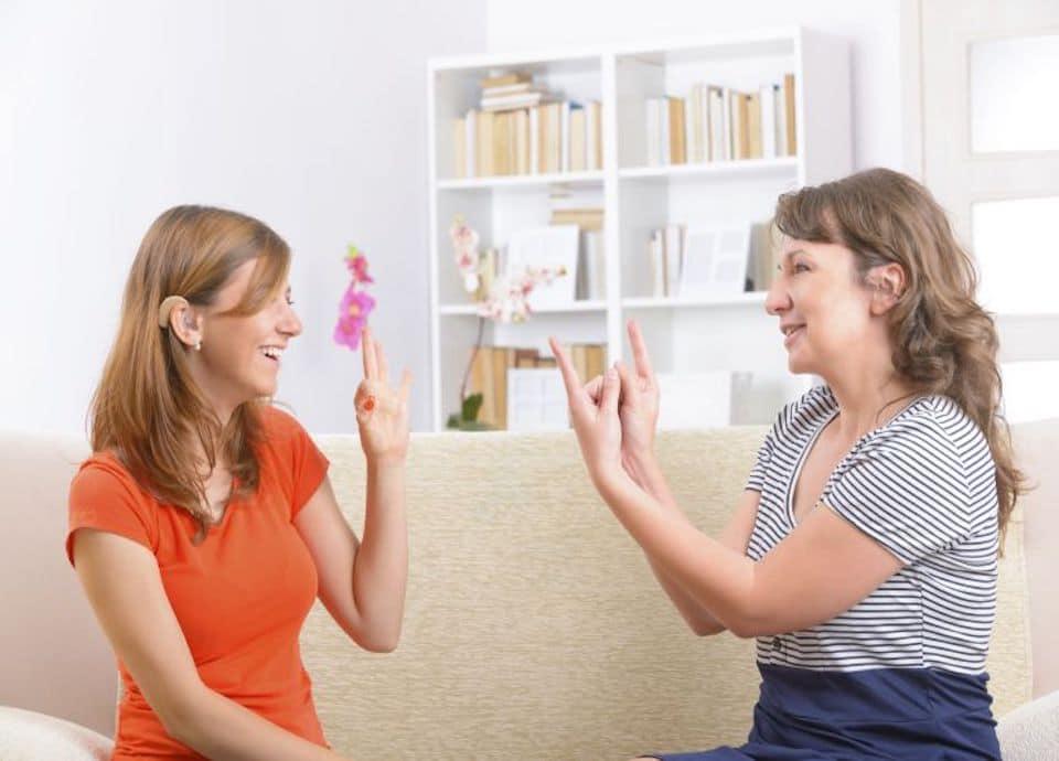 Ayudas para personas con discapacidad auditiva
