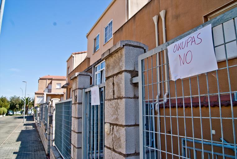 como evitar la ocupacion de viviendas