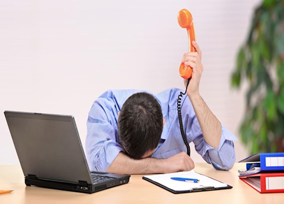Consejos para evitar las interrupciones en el trabajo