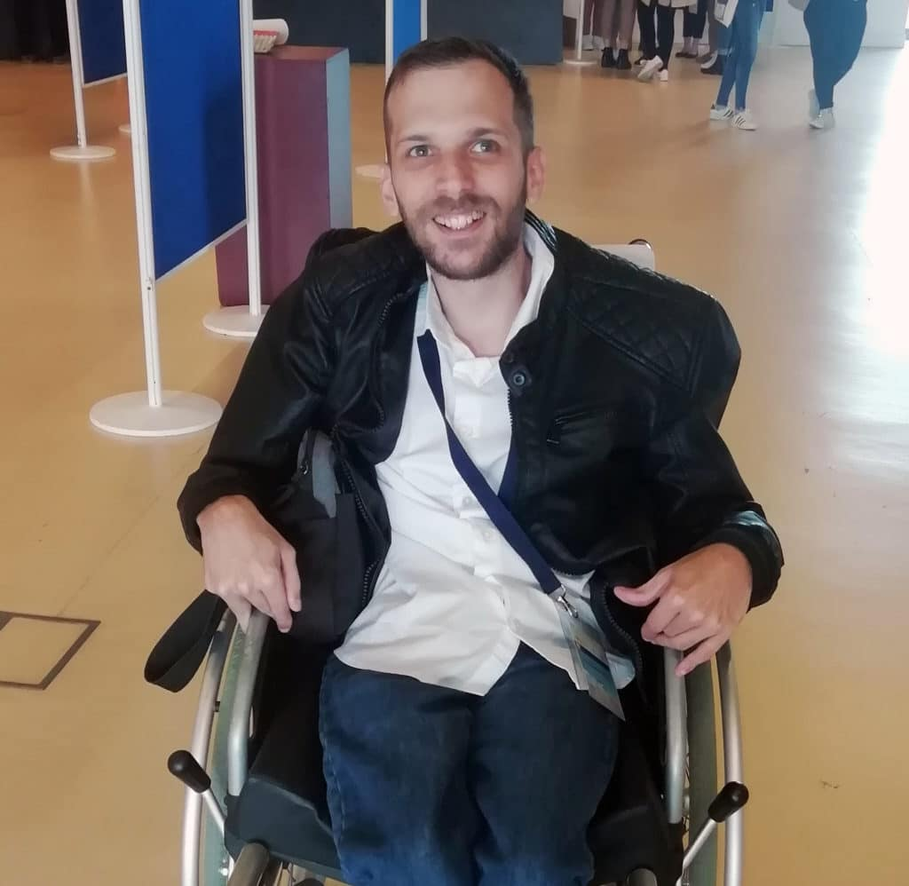 Testimonios de personas con movilidad reducida