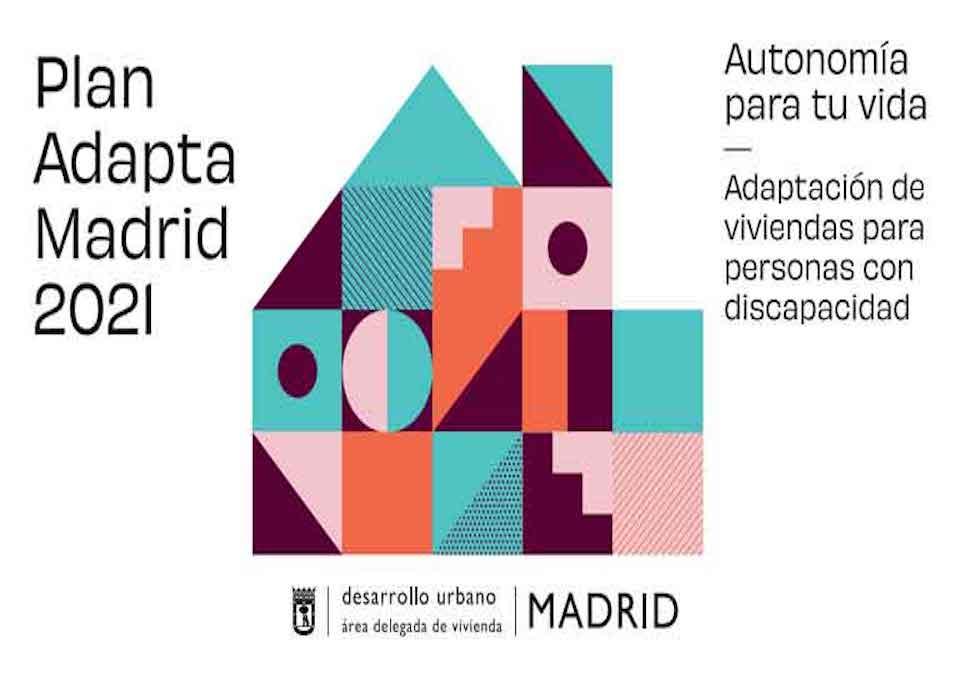 Plan Adapta Madrid - Ayuda economica