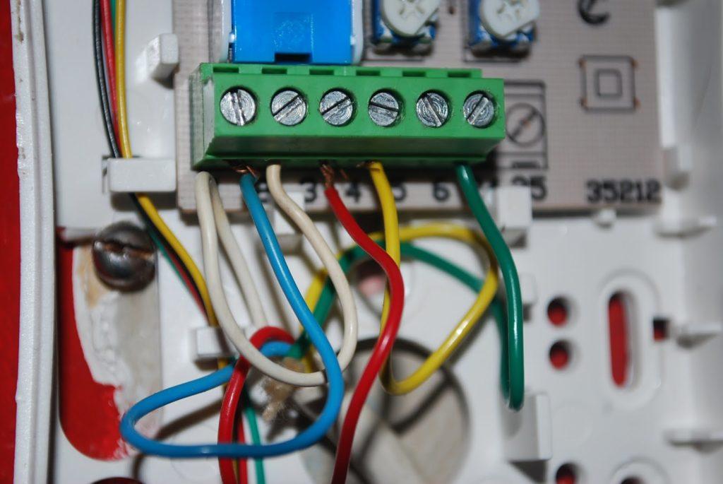 Cables -componentes portero electrico