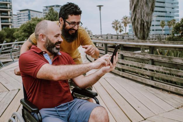 casa hogar para personas con discapacidad