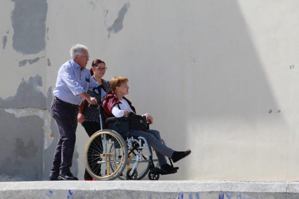 accesibilidad en edificios publicos