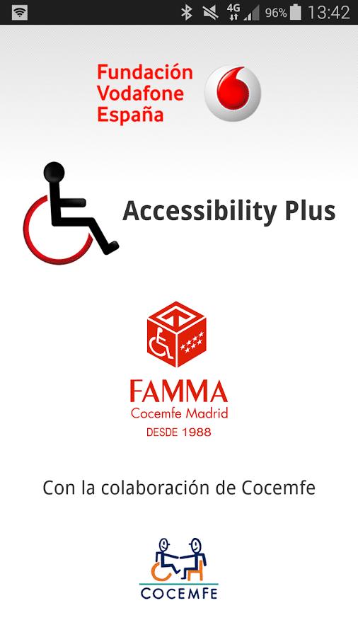 productos de apoyo para personas con movilidad reducida-accessibility plus app